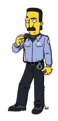 Orange is the New Black en version Simpson