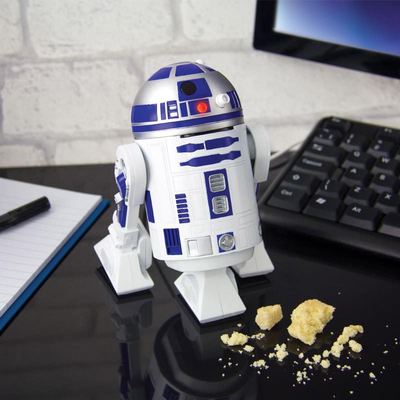 Aspirateur de bureau R2-D2