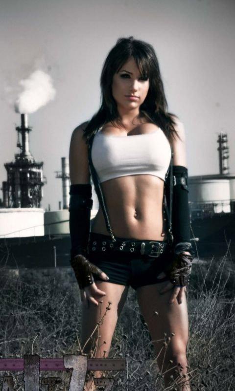 Cosplay Tifa Lockhart