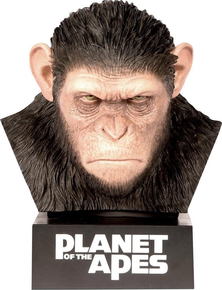 Collector La Planète des singes l'intégrale Blu Ray