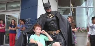 Le véritable Batman est mort