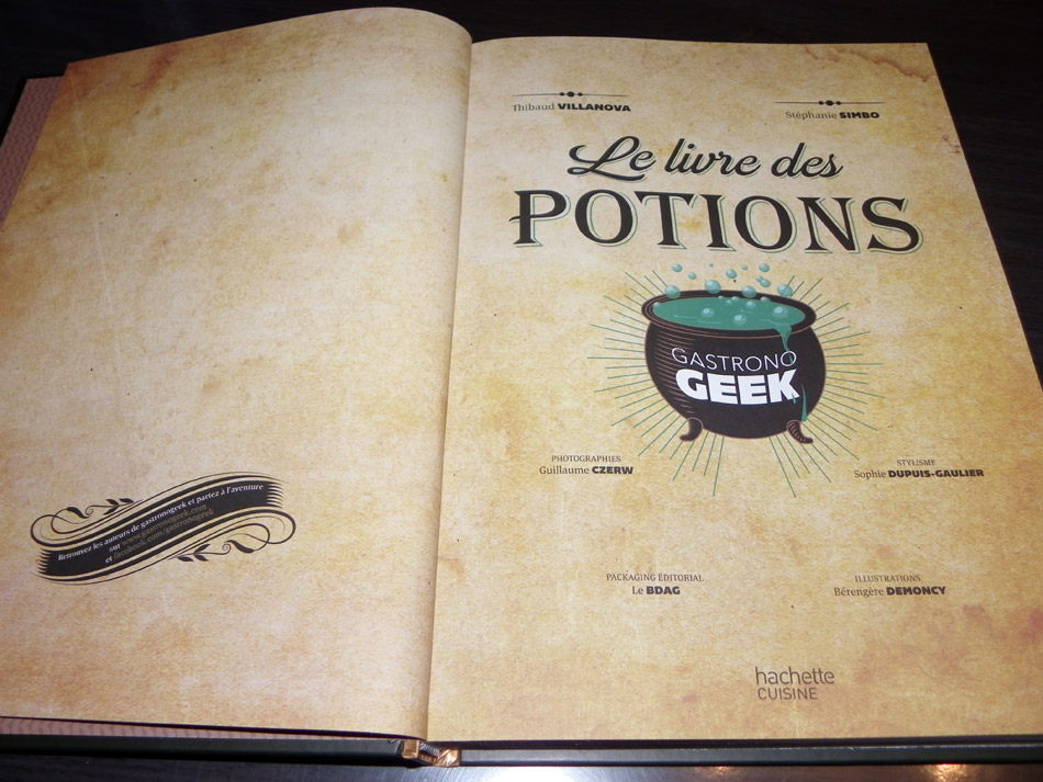 le livre des potions le blog geek pour les geeks par un geek rien que le meilleur. Black Bedroom Furniture Sets. Home Design Ideas