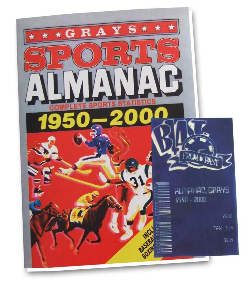 Almanach Retour Vers le Futur