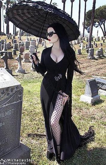 Cosplay sexy d'Halloween