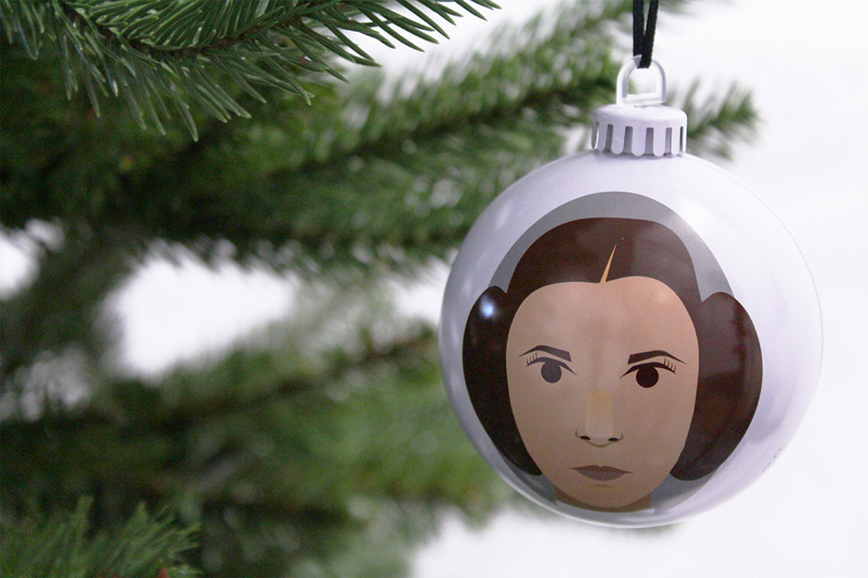 Boules de Noël Star Wars The Force Awakens