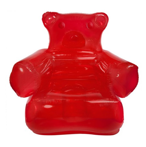 Fauteuil Ours Gummy