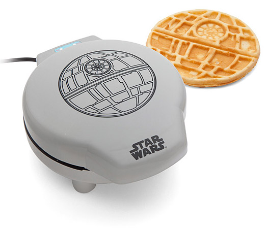 Machine à gaufre Star Wars