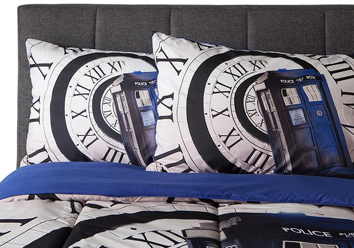 Parure de lit Doctor Who