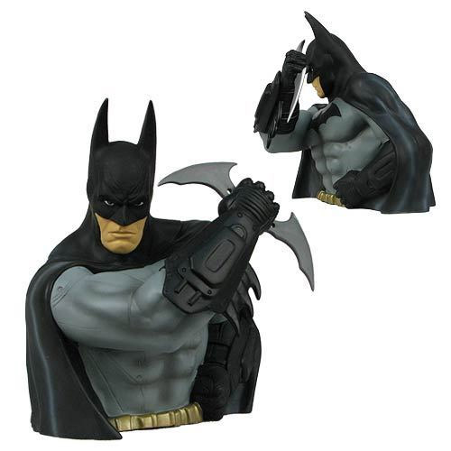Tirelire buste Batman