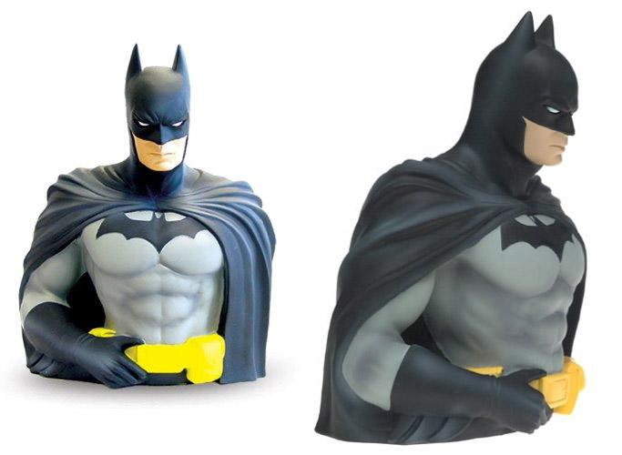 Buste tirelire Batman