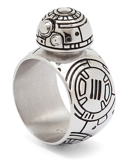 Bague 3D BB-8
