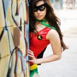 Cosplay de Robin sexy