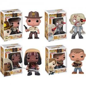 Walking Dead Pop