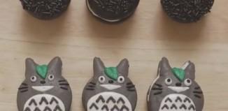 Macaron Totoro