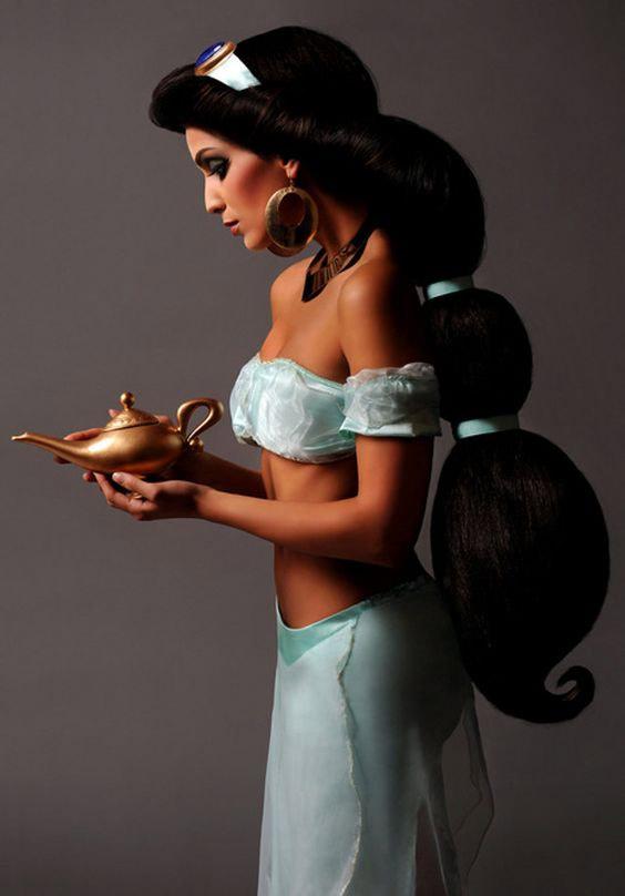 Cosplay de Jasmine