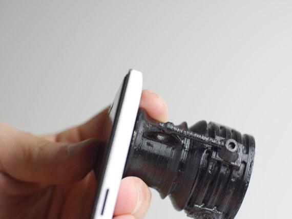 Bat Signal pour smartphone