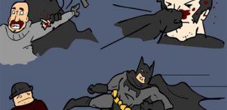 Batman n'est pas un tueur