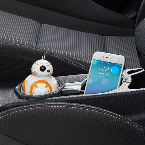 Adapteur allume cigare USB BB-8