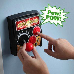 interrupteur borne arcade