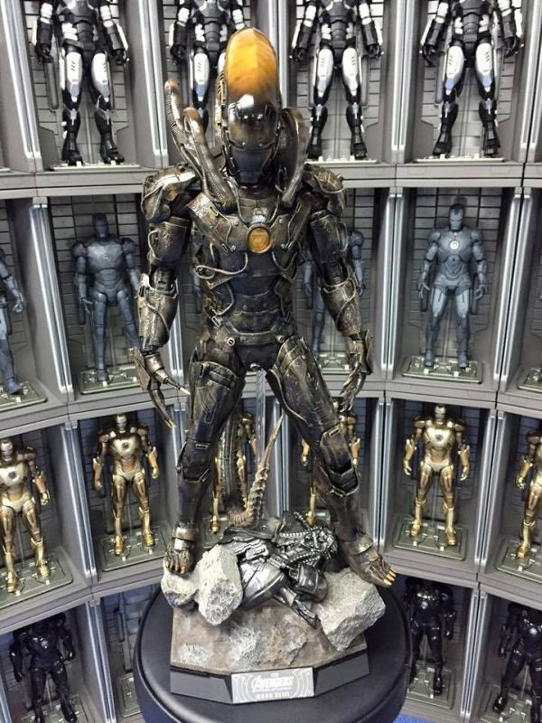 Iron Man VS Alien