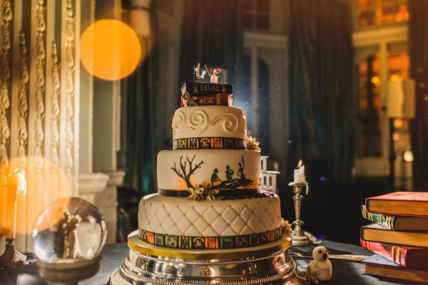 Mariage Harry Potter