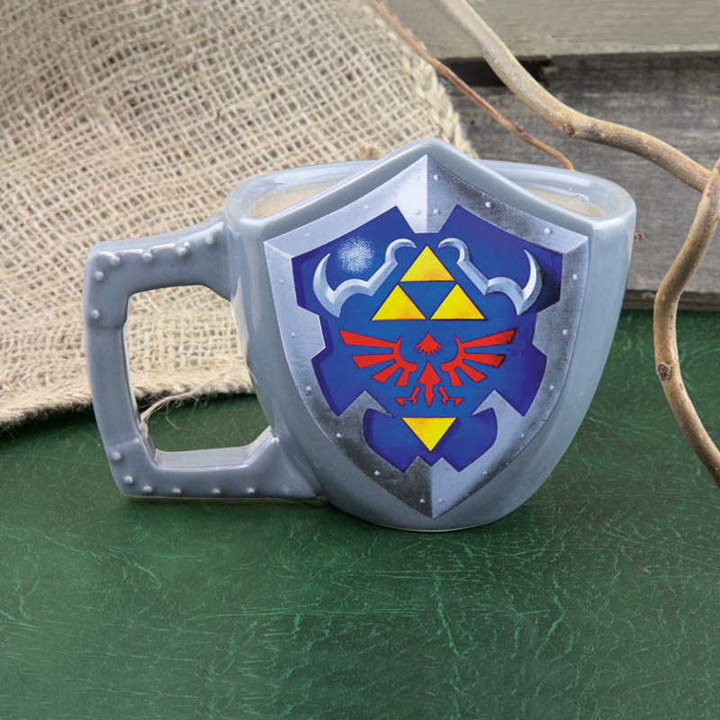 Mug bouclier Link
