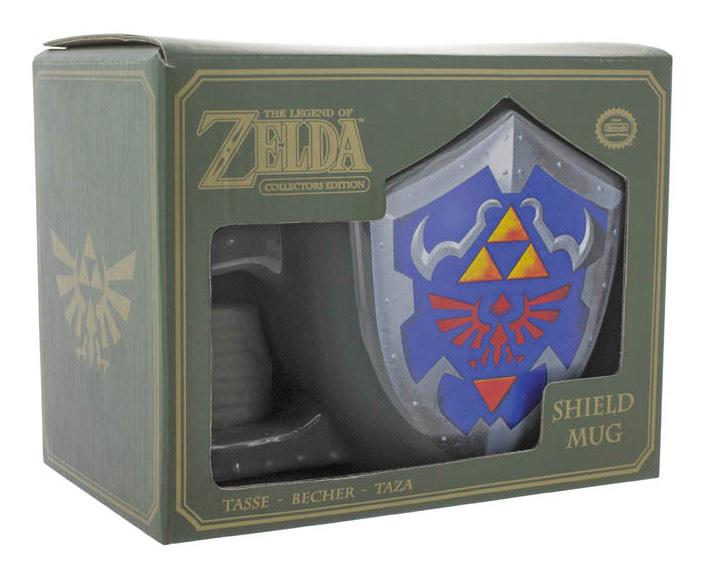 Mug bouclier Zelda