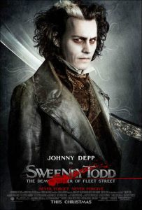 sweeney johnny depp