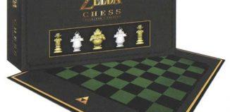 Jeu d'échec Légende De Zelda