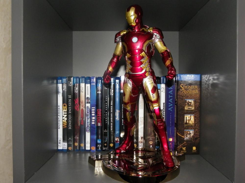 Figurine Iron Man Pas Chère