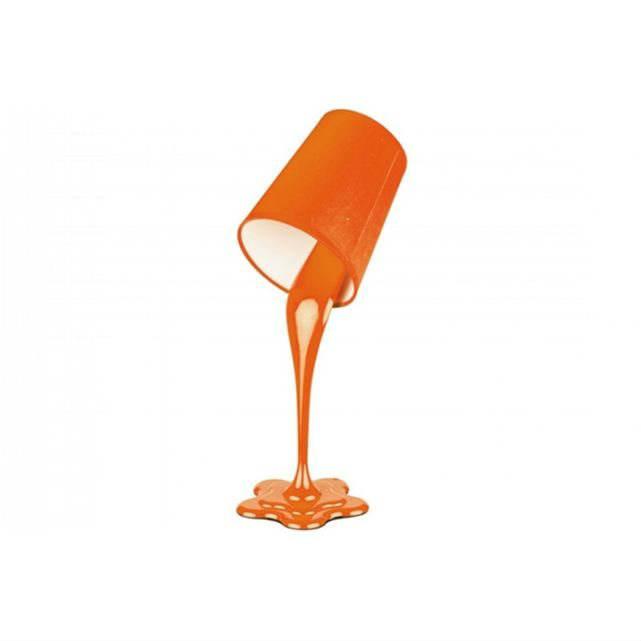 lampe peinture