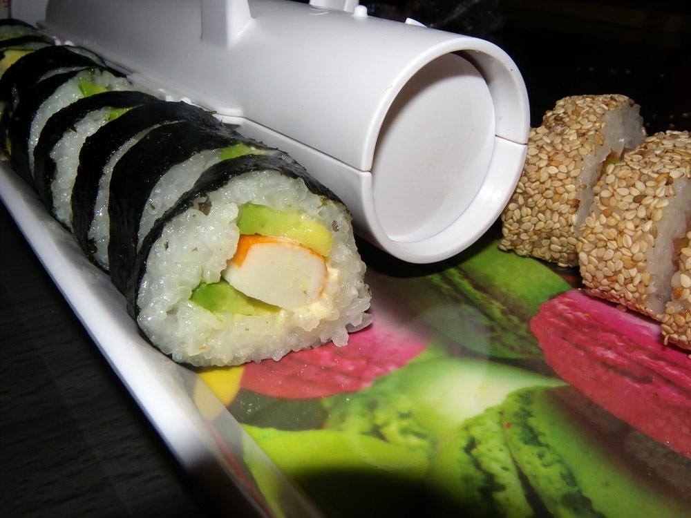 Comment faire des makis facilement geek - Comment faire des sushi ...