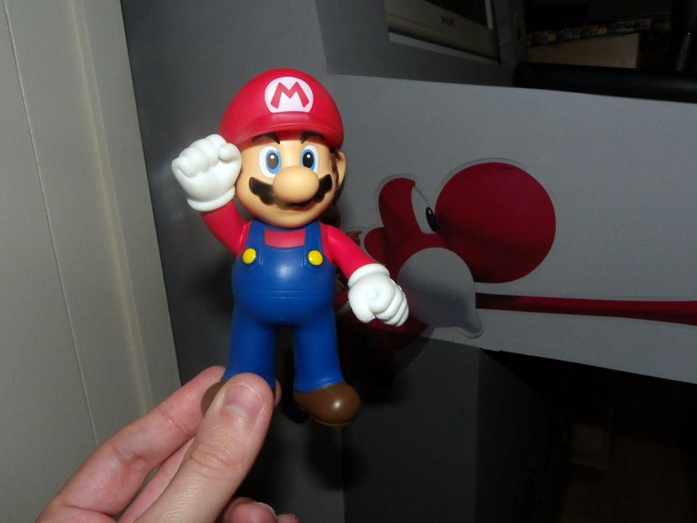 Figurine Mario et Luigi pas chère