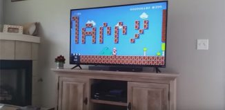 Demande en Mariage sur Mario Maker