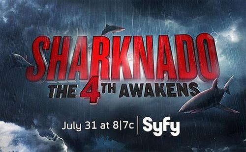 Bande annonce Sharknado 4