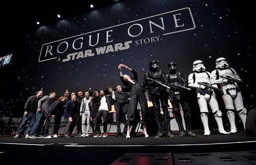 Panel Rogue One