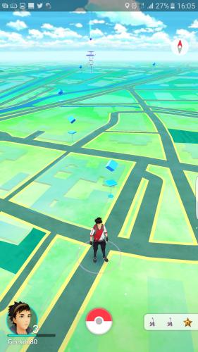 Monde Pokemon Go