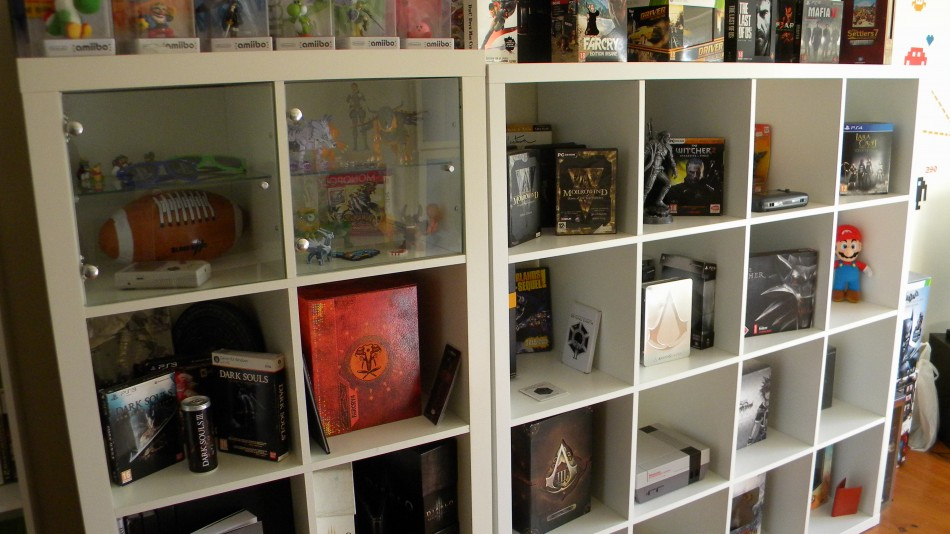 gaming room photo