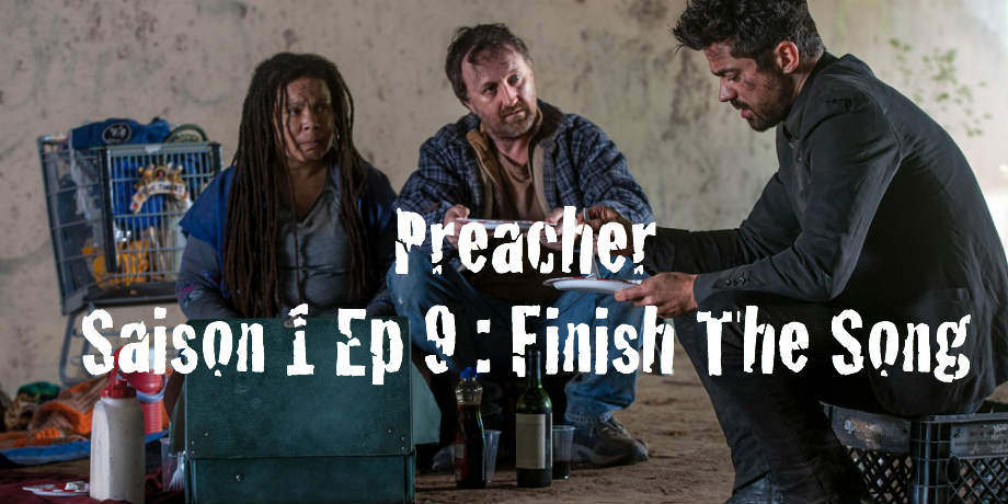 preacher finish the song