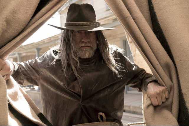 preacher cowboy