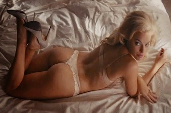 Margot Robbie est sexy
