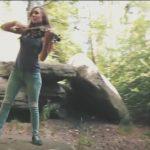 La musique d'Uncharted 4 au violon