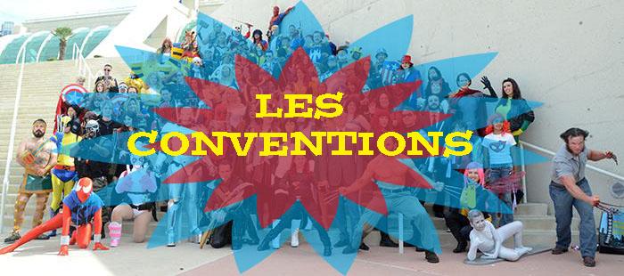 Agenda Geek - Mai 2017 - Conventions