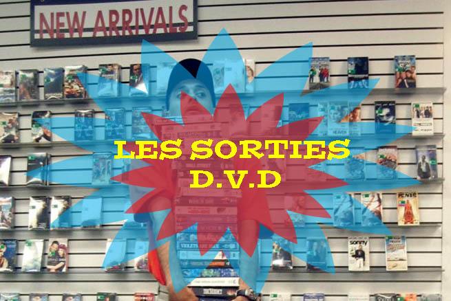 Sorties DVD AGENDA