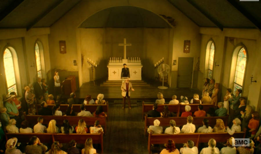 Preacher eglise