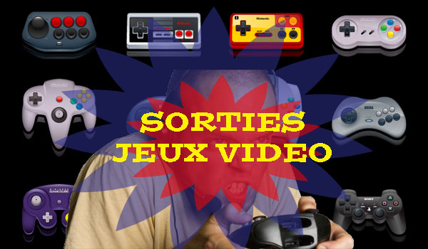 Avril 2017 Sorties Jeux Video