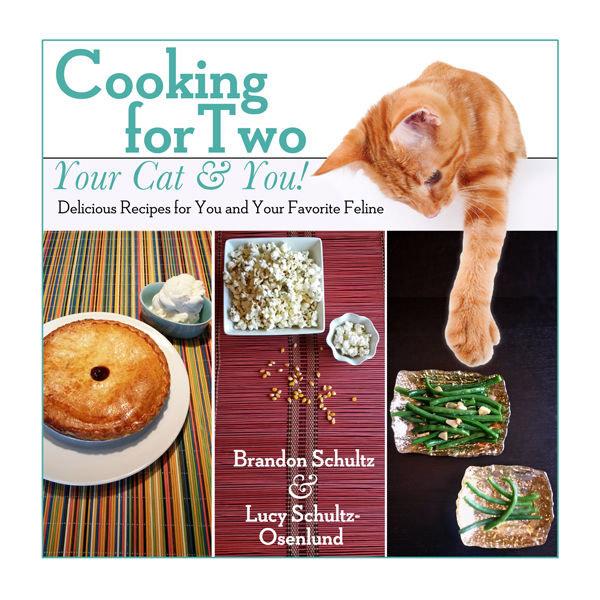 Livre de recettes pour chat et humain