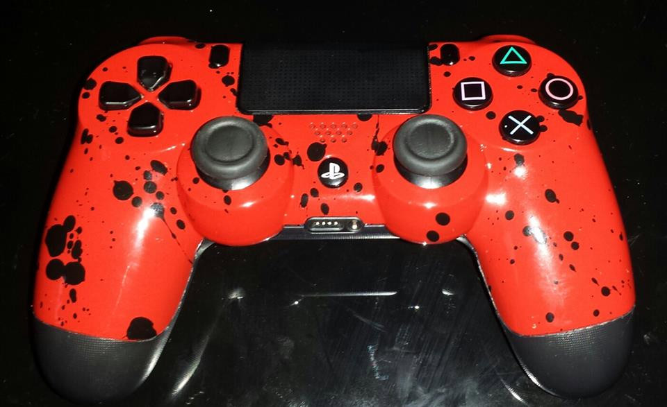 Tuto pour customiser son pad PS4