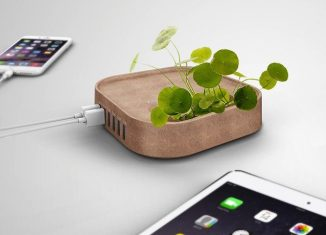 Hub USB écologique