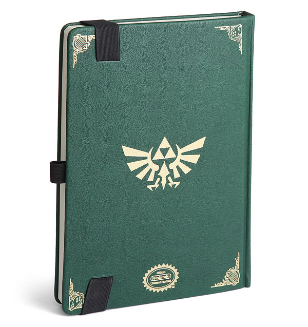 Journal Zelda